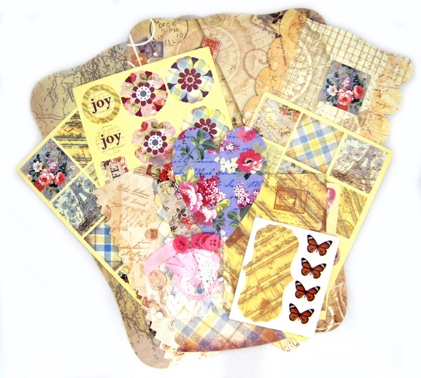 Набор для творчества DIY Резиночки для плетения Яблоко